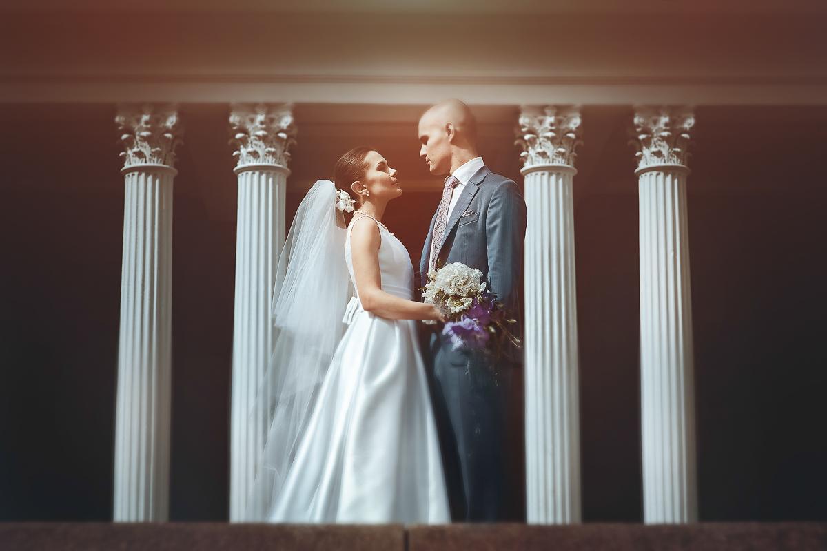 Как выбрать место для свадебной фотосессии в Москве?