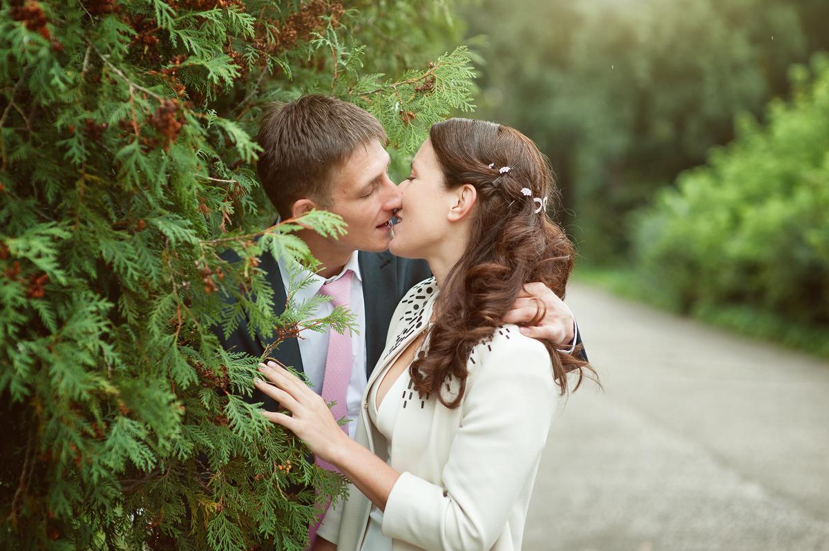 Свадьба Александра и Елены (Свадебная фотосессия — «Усадьба Архангельское»)
