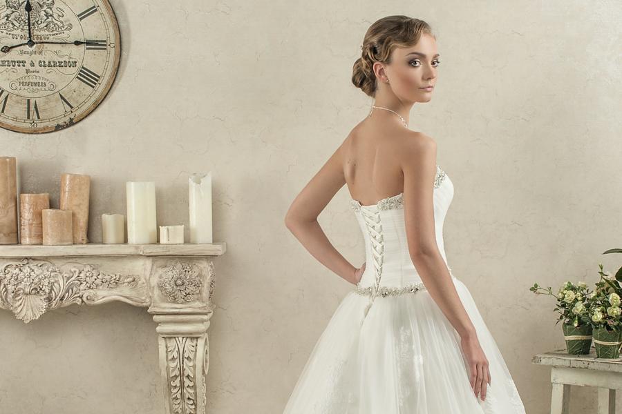 Фотосессия в свадебных и вечерних платьях Anna Dress